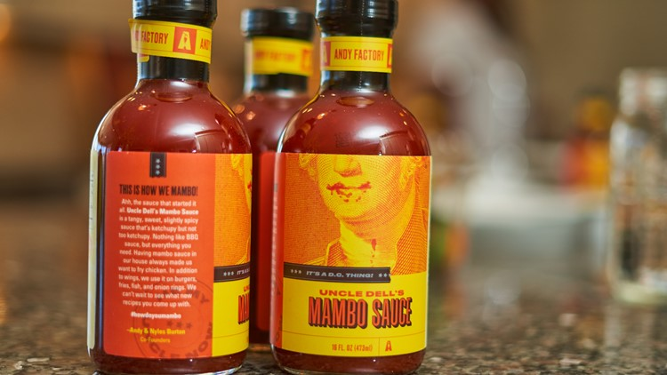 Uncle Dell's Mambo Sauce