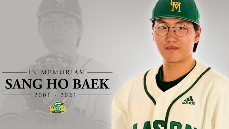 George Mason baseball player dies after complications with surgery, family says