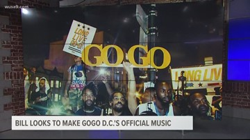 Go-go could soon be the official music of DC