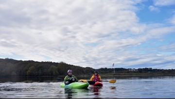 Canoe club claims wins over Trump golf club, river dispute