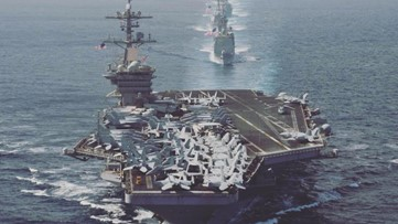 Military families concerned what coronavirus outbreak on aircraft carrier means for service members