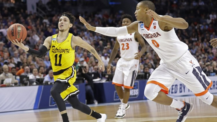 K.J. Maura and UMBC: One year after the upset