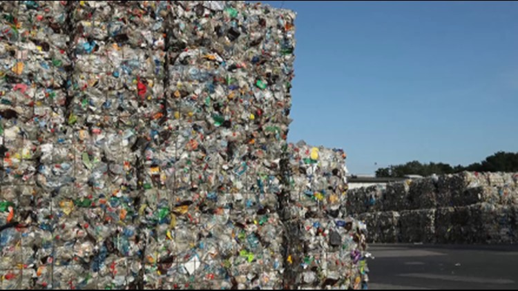 China stopped buying recycling from U.S.