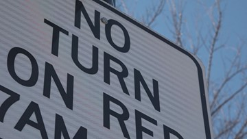 Can you still make a right turn on red in DC?