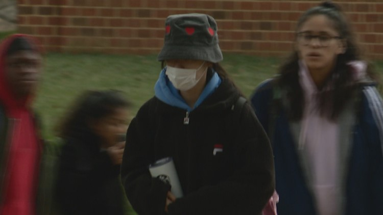 George Mason University confirms a student is being tested for new strain of coronavirus