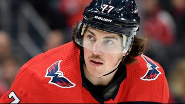 The not-so-secret reason for TJ Oshie's new mustache