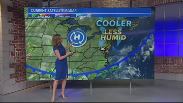 Mild Sunday with a mix of clouds and sunshine