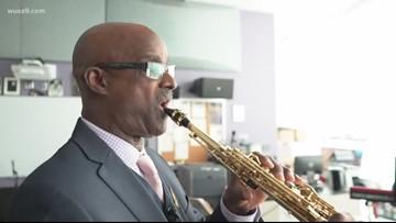 DC jazz educator teaches last class at Duke Ellington School of the Arts
