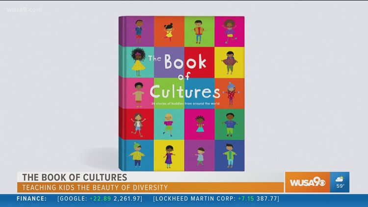 Children learn about the universal language of diversity and culture