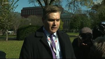 Judge orders White House return Acosta's press pass