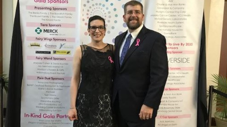 Local breast cancer survivor shares story of hope for Breast Cancer Awareness month