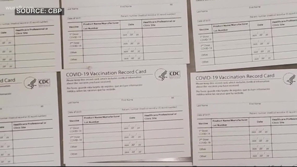 VDH introduces QR code app COVID-19 vaccine records