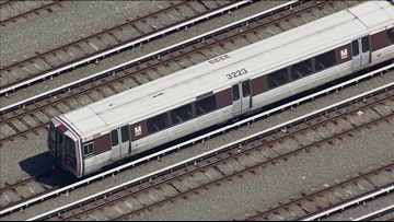 Metro 3000-series trains returned to service after inspection