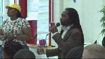 Southeast DC neighborhood fights to curb violence around elementary school