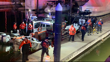 Man pulled from Potomac River at the Wharf in critical condition