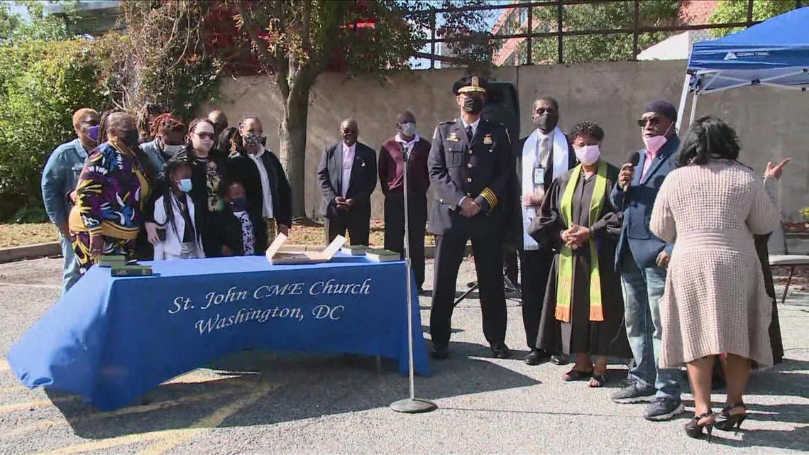 Church honors life of 18-year-old killed as service was letting out