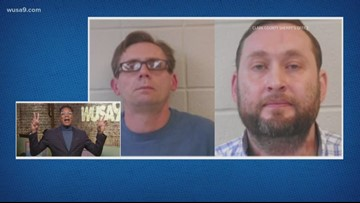 Two chemistry professors arrested on suspicion of making meth
