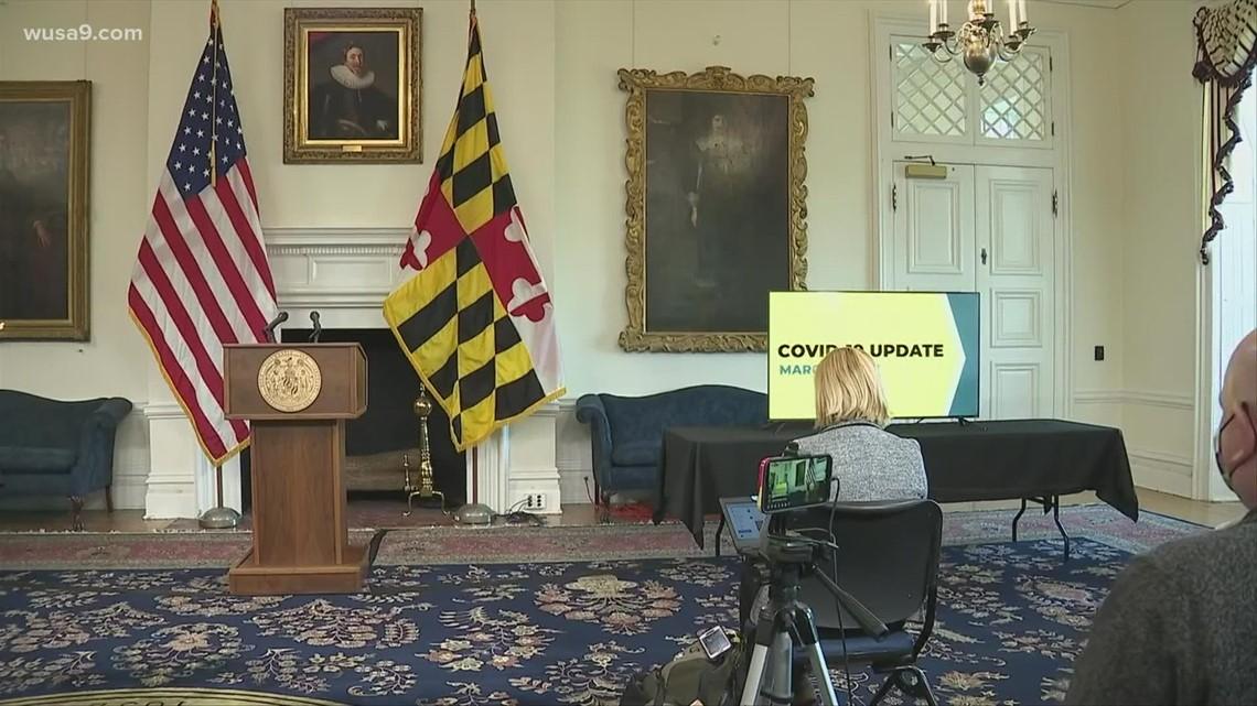 Maryland Coronavirus Updates
