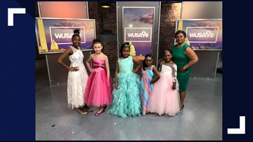 Local empowerment program turns young girls into princesses for the day