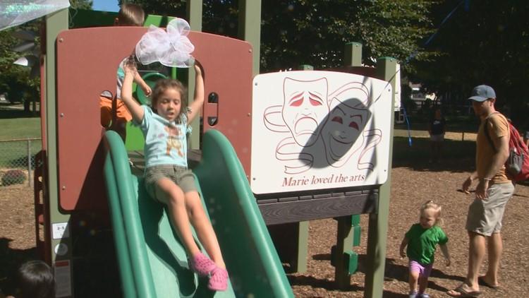 Gemmell Family Playground