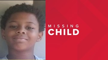 Found: Missing 12-year-old boy last seen on Saturday in Southeast