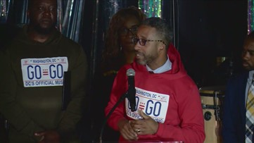 Council memeber McDuffie thanks Washingtonians for never letting Gogo music be silenced
