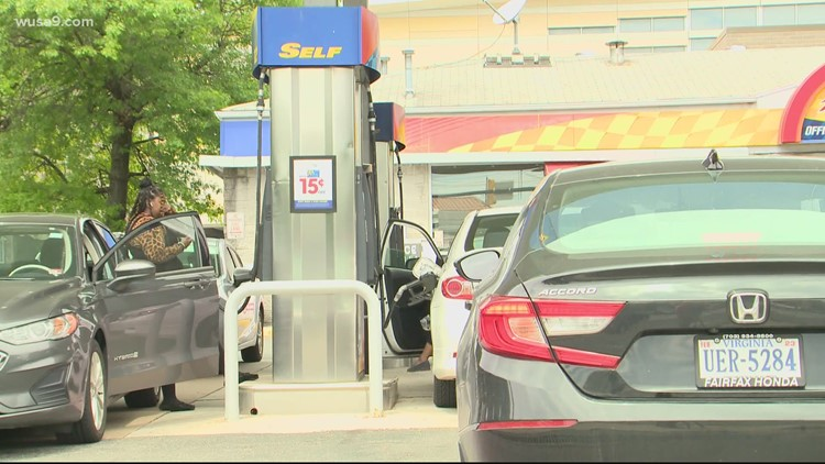 Businesses in DMV could feel impact of gasoline supply shortage
