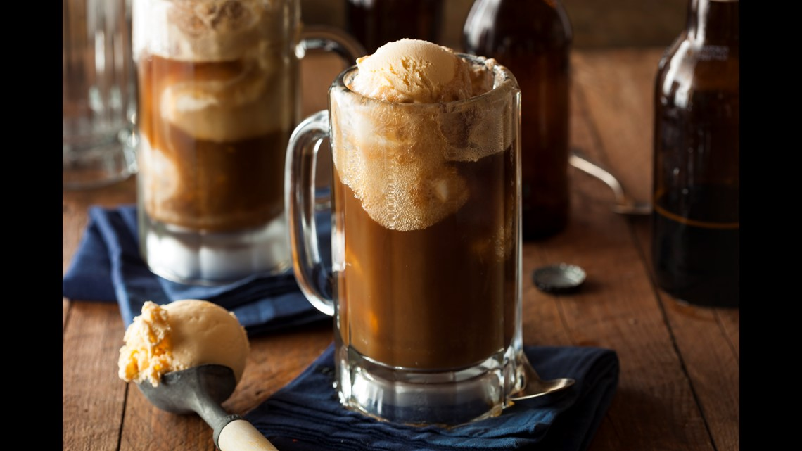 August 6th is National Root Beer Float Day!