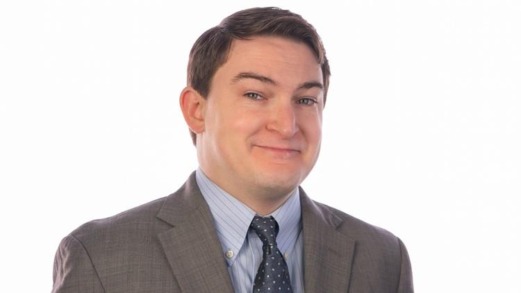 Jordan Fischer | Digital Investigative Reporter