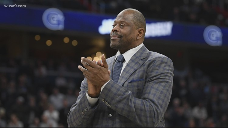 'Accosted' 'Terrible'   Patrick Ewing not recognized at Madison Square Garden