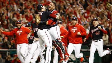 Nationals to face Houston Astros in the teams first World Series