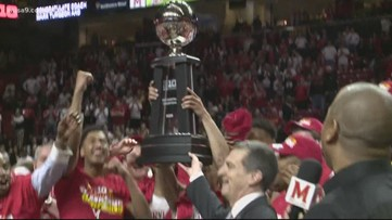Big day for Terps: Maryland wins 2 Big Ten Titles
