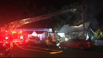 1 found dead, several others injured in Alexandria house fire