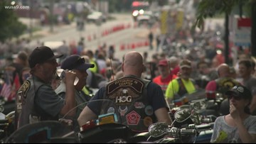 Annual Rolling Thunder rally to come to an end this weekend