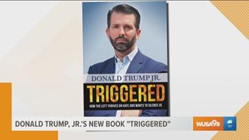 Donald Trump Jr. discusses his new memoir