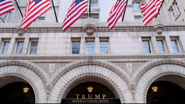 DC group 'Make Integrity Great Again' challenges ABC Board to revoke Trump Hotel liquor license, again