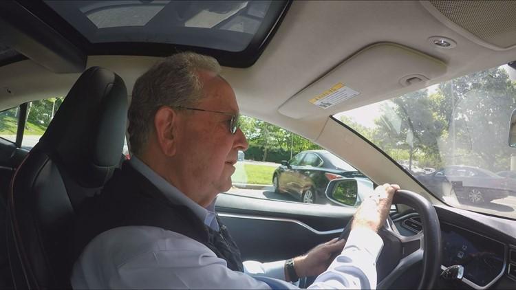 Bob Eisinger has a big plan to fix Route 270 traffic; A Monorail
