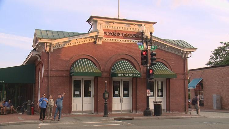 After 25 years, Dean & DeLuca shutters its doors in Georgetown