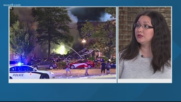NTSB opens hearing on Flower Branch Explosion