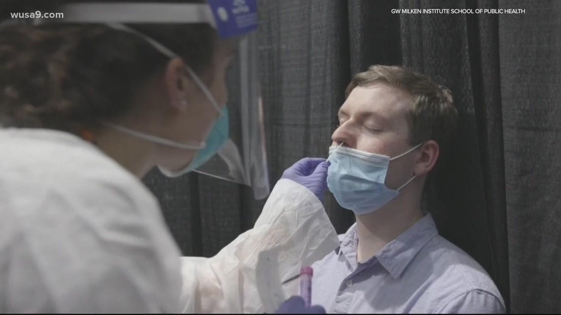 Coronavirus updates in D.C., Maryland and Virginia