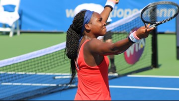 Coco Gauff advances in qualifying at Citi Open