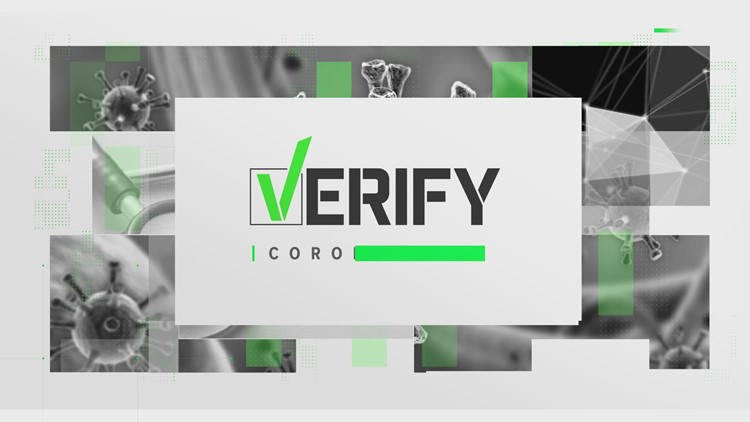 VERIFY: Does wearing glasses make you less likely to get COVID-19?