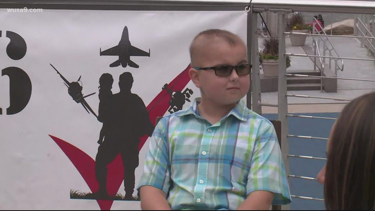 13-year-old brain tumor fighter becomes