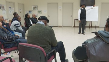 SE DC group works to curb violence with #ManUpDC