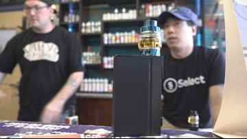 Vape shops vow to fight Montgomery County's proposed restrictions near schools