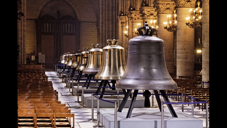 The Bells of Notre-Dame