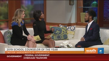2019 School Counselor of the Year explains how to find yourself & know who you are