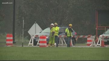 Arlington Memorial Bridge lane closures: Here's how the new traffic pattern works