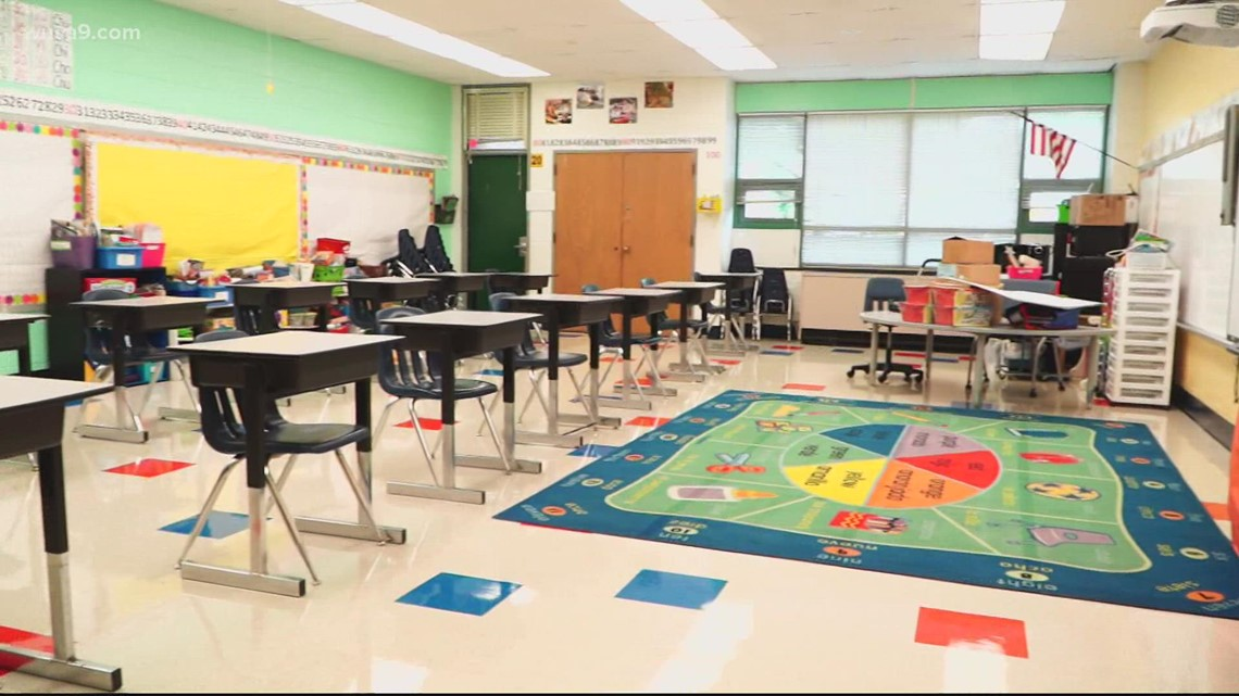 Nearly 1,500 DCPS students and more than 200 staff in quarantine
