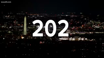 Goodbye, 202 and hello, ??? DC's beloved area code is running out